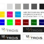 12/TROIS création de charte graphique