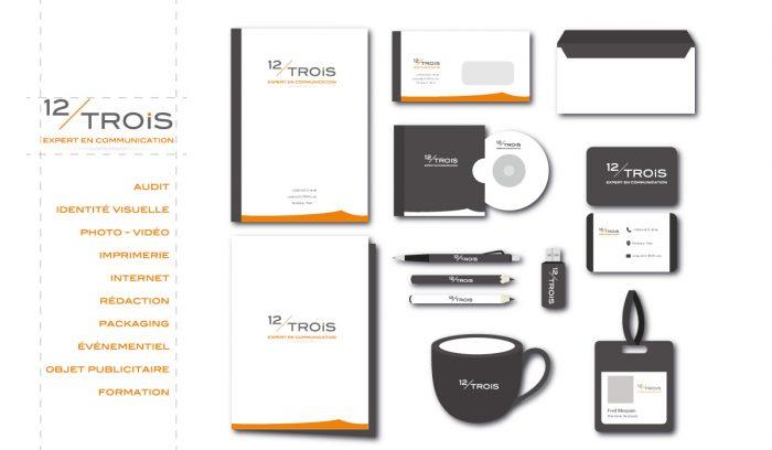 Création de logo et supports de communication