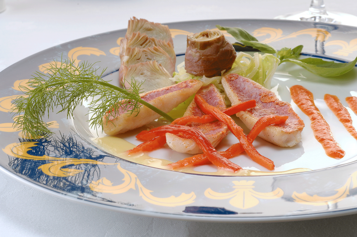photographie de plats culinaire restauration hotel