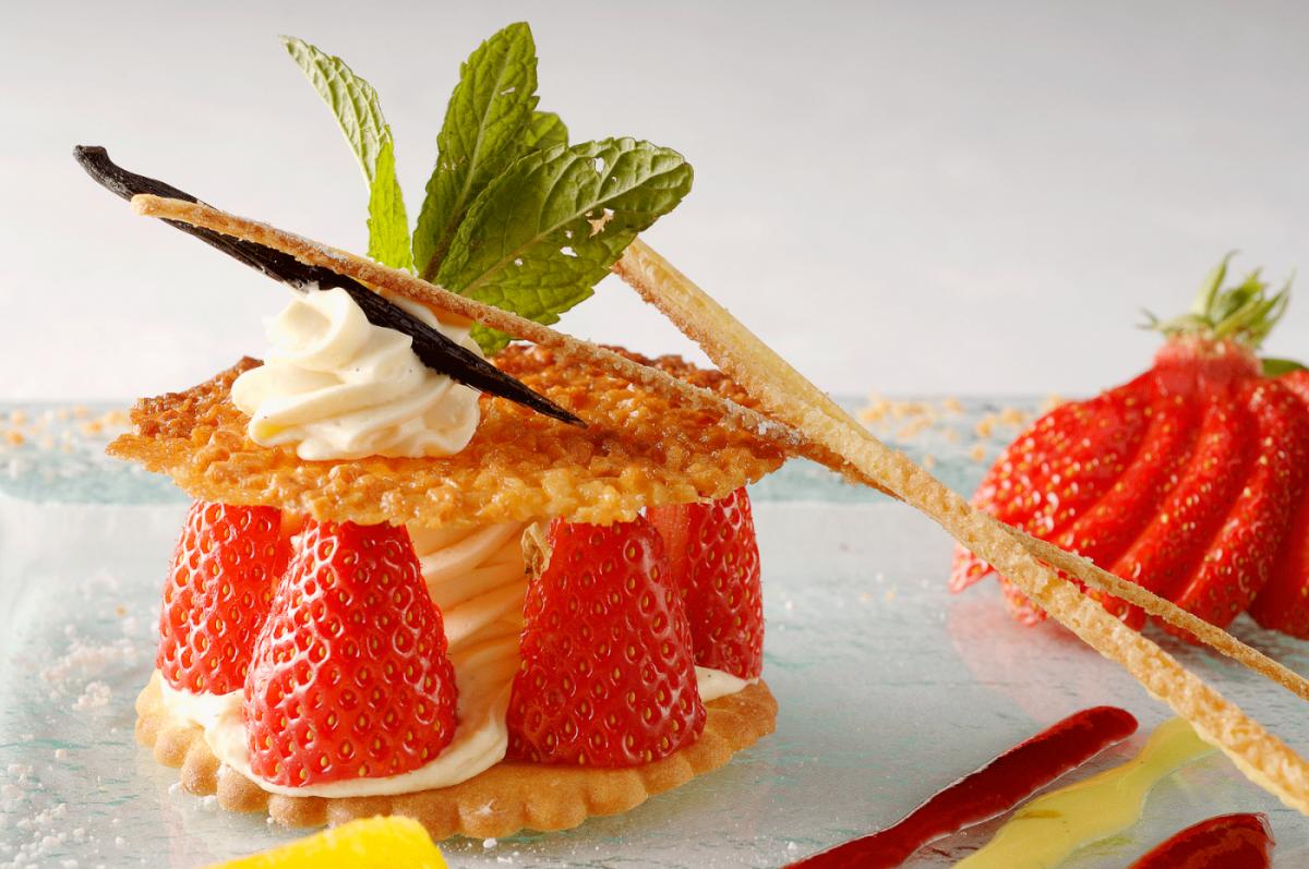 photo culinaire pour restaurant, création de carte menu